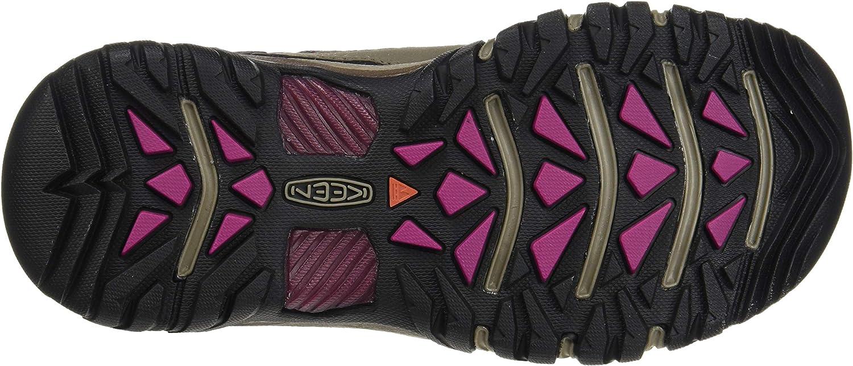 KEEN Womens Targhee 3 Waterproof Hiking Shoe