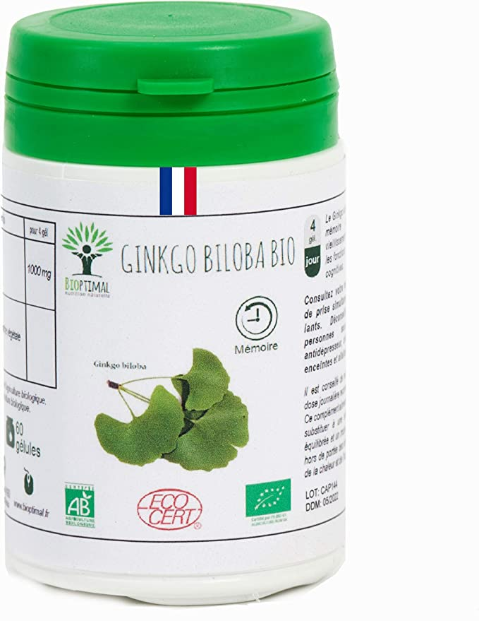 Bienfaits Ginkgo Biloba - Votre tisane pour renforcer la concentration et la concentration ...