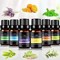 Joylink Aceites Esenciales, 100% Natural Puro, 6 x