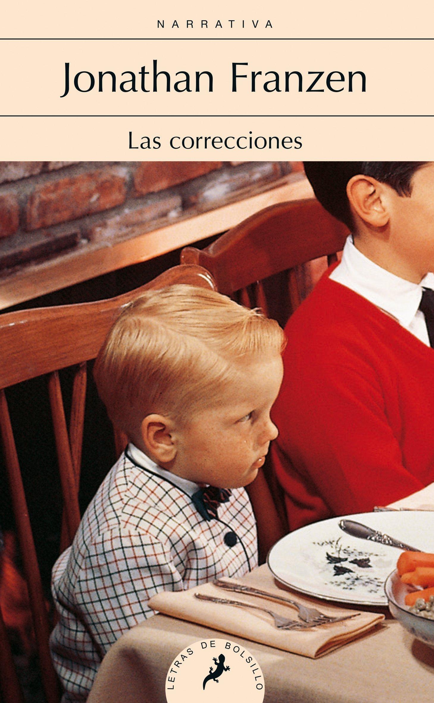 Las correcciones (Letras de Bolsillo, Band 176)