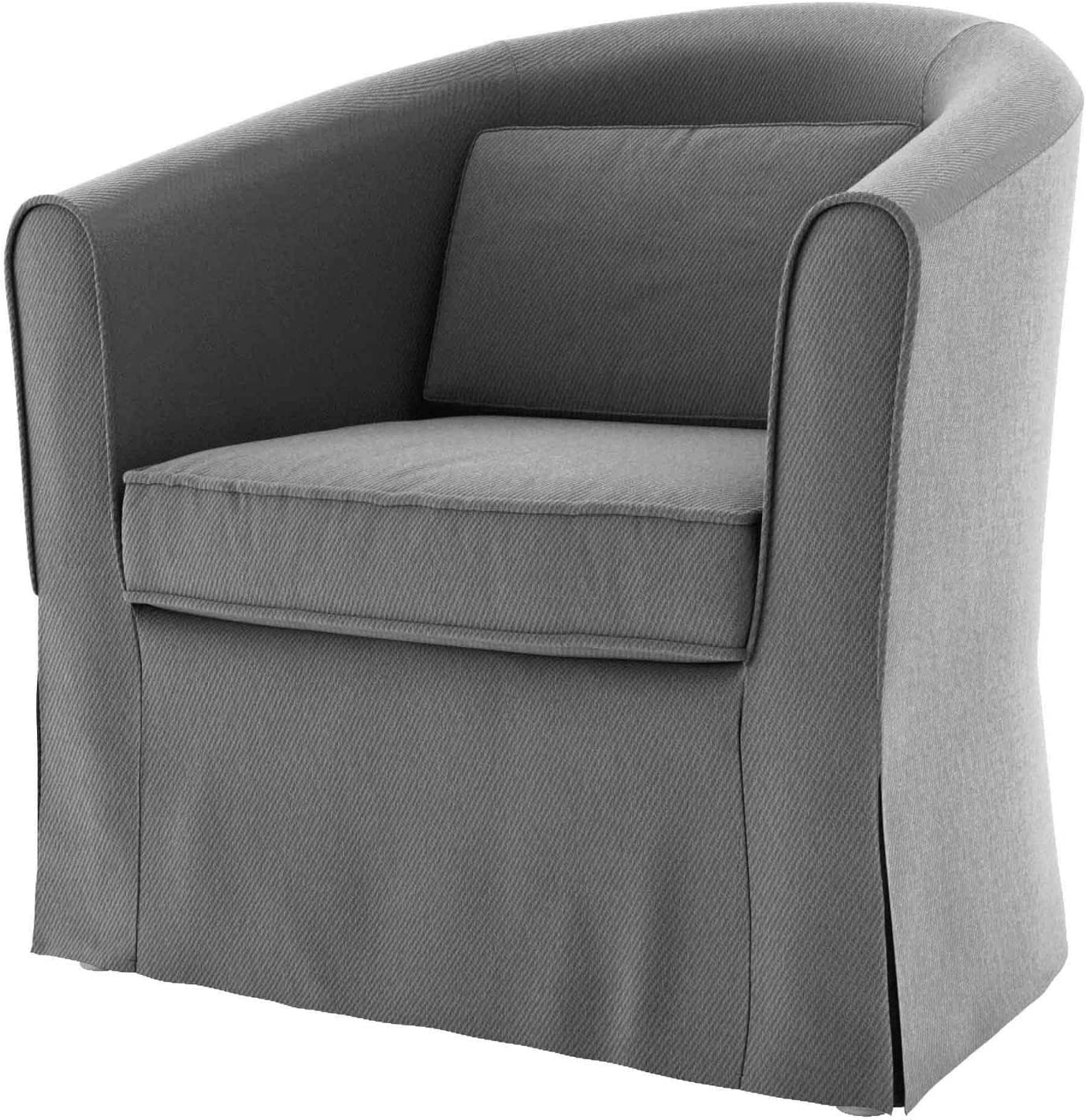 TLY Housse de Fauteuil en Coton Tullsta pour Chaise IKEA Tullsta