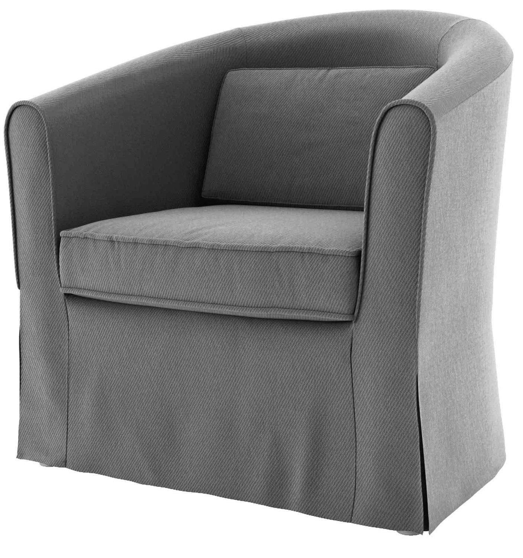 Marvelous Tlyesd Tullsta Armchair Cotton Cover For The Ikea Tullsta Chair Slipcover Ncnpc Chair Design For Home Ncnpcorg