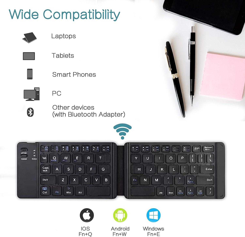 Artboy oBook11 Plus Wireless Full QWERTY Keyboard Flexible Keys Quick Input Eco-Friendly Material Stylish Portable Ultrathin Anti-Scratch
