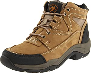 Amazon.com | Ariat Women's Terrain H2O Hiking Boot, Copper, 5.5 B ...