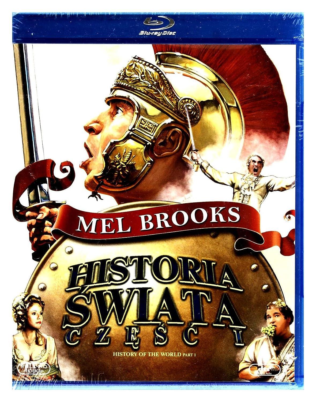 La loca historia del mundo Blu-Ray Region Free Audio español ...