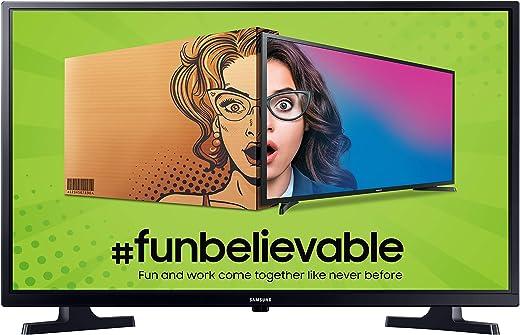 32 Inches LED TV Samsung HD Ready LED TV UA32T4010ARXXL (2020 model)