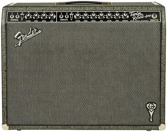 Amazon.com: Fender George Benson Signature Series Twin Reverb Amplifier: Musical Instruments