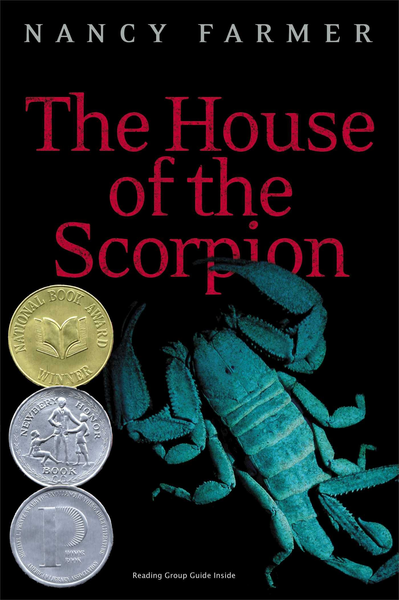 Image result for nancy farmer house of the scorpion