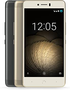 BQ Aquaris U Plus - Smartphone de 5 (4G, WiFi, Bluetooth 4.2 ...