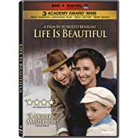Life Is Beautiful Blu-ray