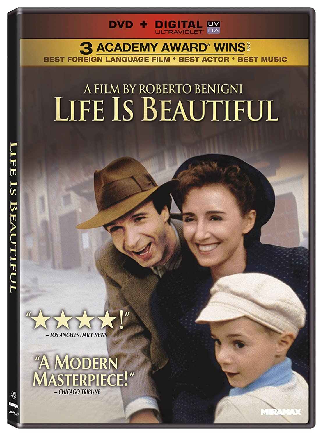 an analysis of life is beautiful a holocaust film Reel classics commentary reviews movie reviews life is beautiful is a film best watched there are those who have labeled it a holocaust.