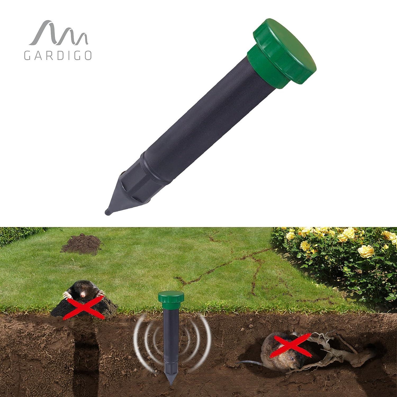 PestExpel® Battery Powered Sonic Mole Repeller PestExpel®