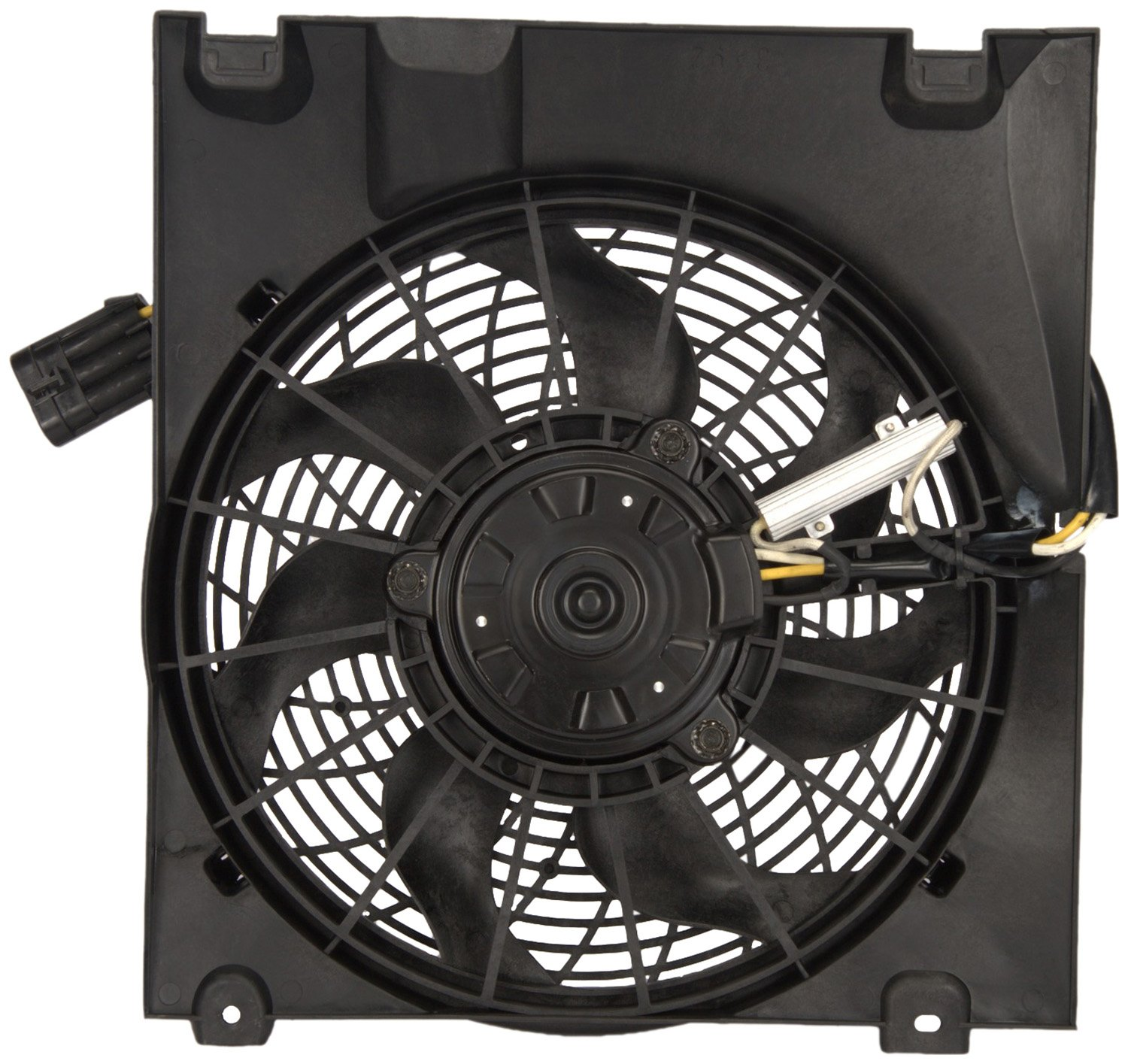 ACDelco 15-81615 Professional Air Conditioning Condenser Fan Assembly 15-81615-ACD