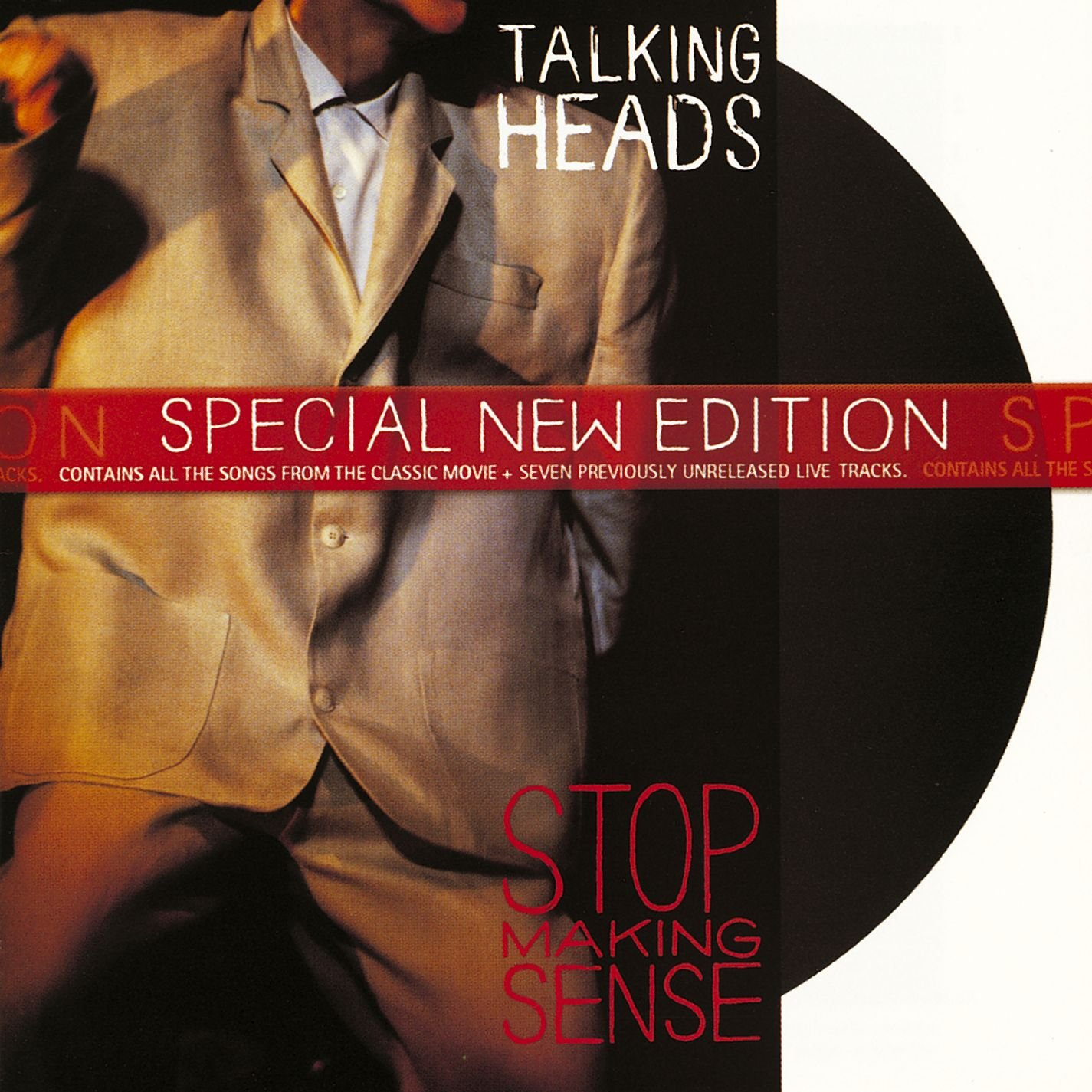 Stop Making Sense: Special New Edition (1984 Film) by TALKING HEADS