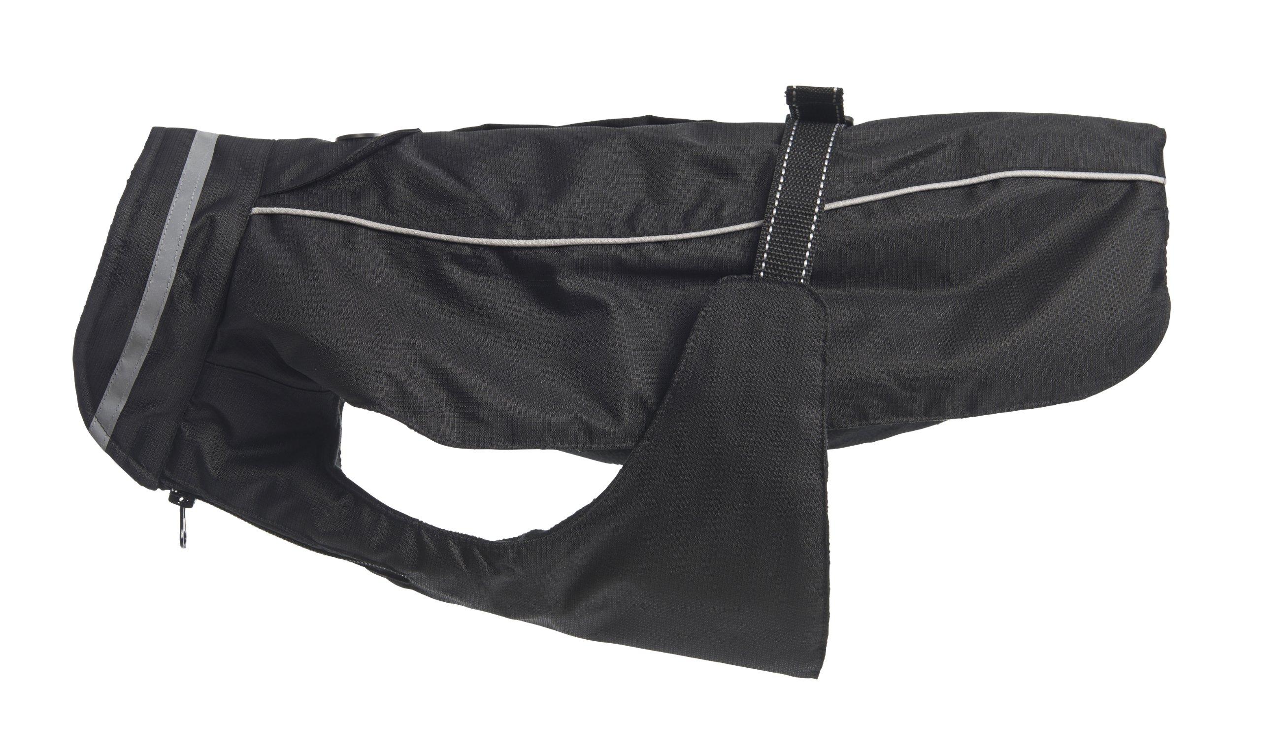 Kruuse Buster Winter Jacket, Black Pepper, XX-Large