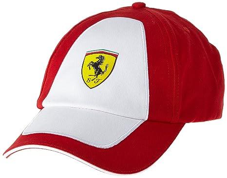 Puma Gorra Scuderia Ferrari: Amazon.es: Deportes y aire libre