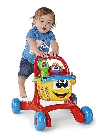 Chicco- Happy Shopping Big & Small Andador, Multicolor ...