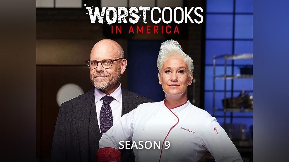 Worst Cooks in America - Season 9
