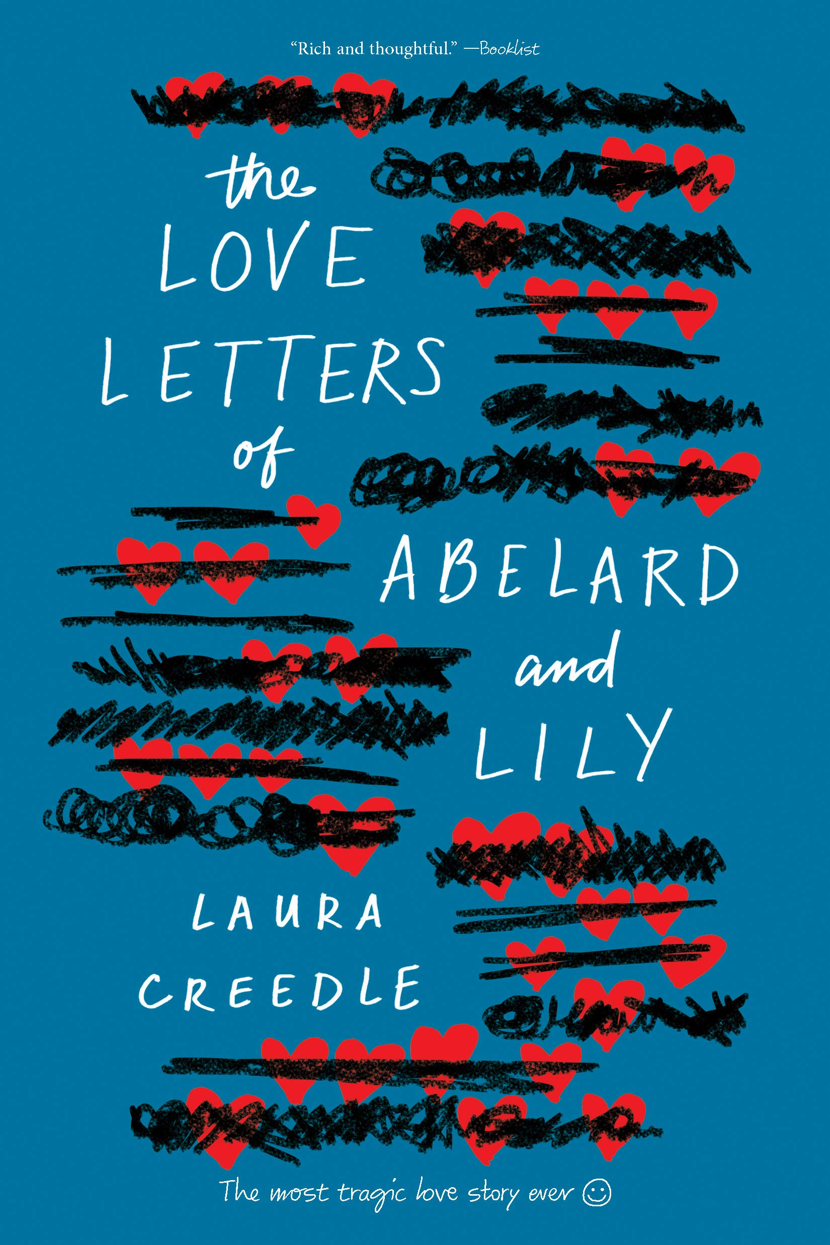 The Love Letters of Abelard and Lily: Creedle, Laura: 9781328603661:  Amazon.com: Books