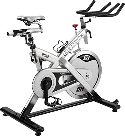 BH Fitness Indoor Bike Outbike - Bicicleta Indoor Outbike: Amazon ...