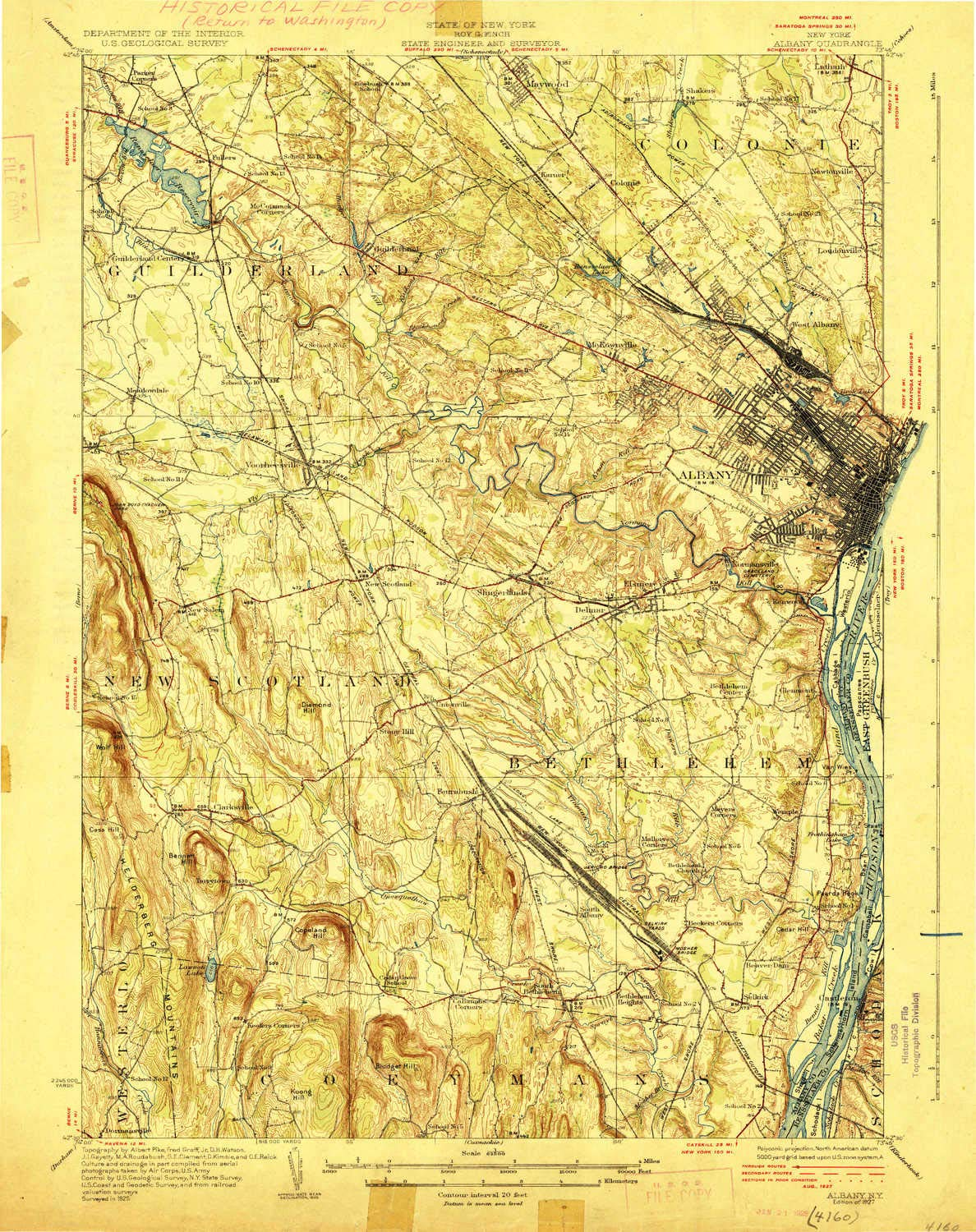 Amazon.com : YellowMaps Albany NY topo map, 1:62500 Scale ... on map of cohoes new york, map of brooklyn new york, map of niagara falls new york, map of bronx new york, map of westchester new york, map of latham new york, map of watertown new york, map of santa fe new mexico, map of new york weather, map of cooperstown new york, map of dobbs ferry new york, map of new york state, map of newburgh new york, map of canandaigua new york, map of glens falls new york, map of troy new york, map of malone new york, map of schenectady new york, map of owego new york, map of alfred new york,