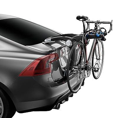 Thule Raceway Pro Trunk Bike Rack : Sports & Outdoors