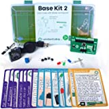 Base Kit 2 for Boys and Girls 8,9,10,11,12 to Learn Computer Programming and Circuits - Over 50 Free Online Projects to Teach