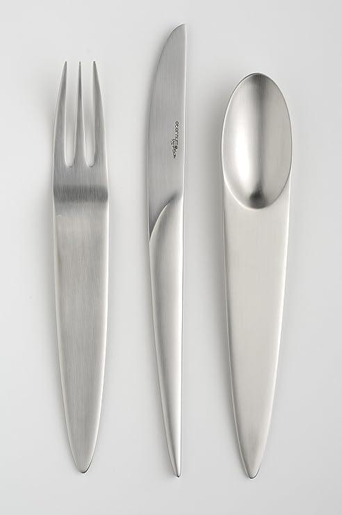 eternum, diseño cubiertos, appetize 3030 de bln24, acero inoxidable 18/10,