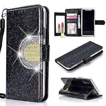 coque portefeuille magnetique iphone xr