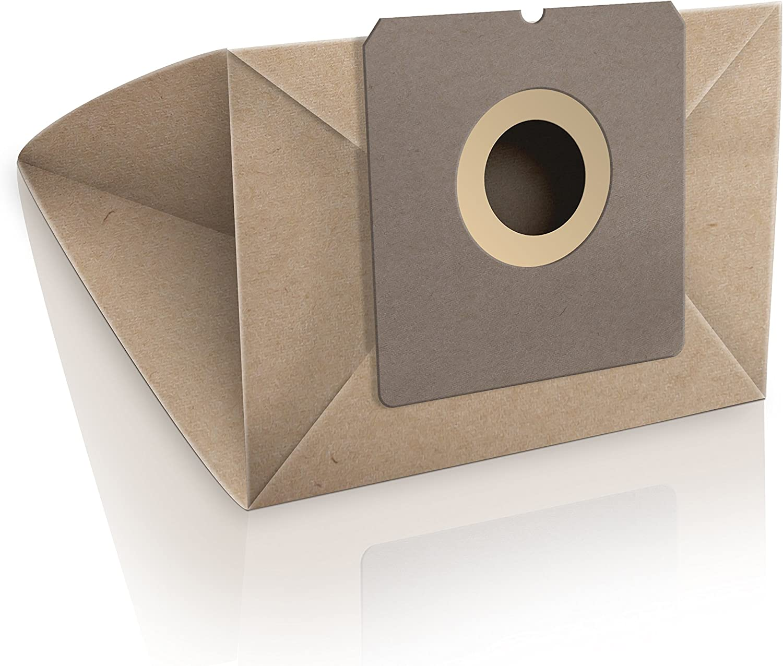 Wessper Bolsas de aspiradora para Solac Eolo 2500 (5 Piezas, Papel): Amazon.es: Hogar