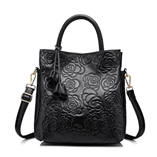 Best Purses For Moms With Toddlers with the LEATHER