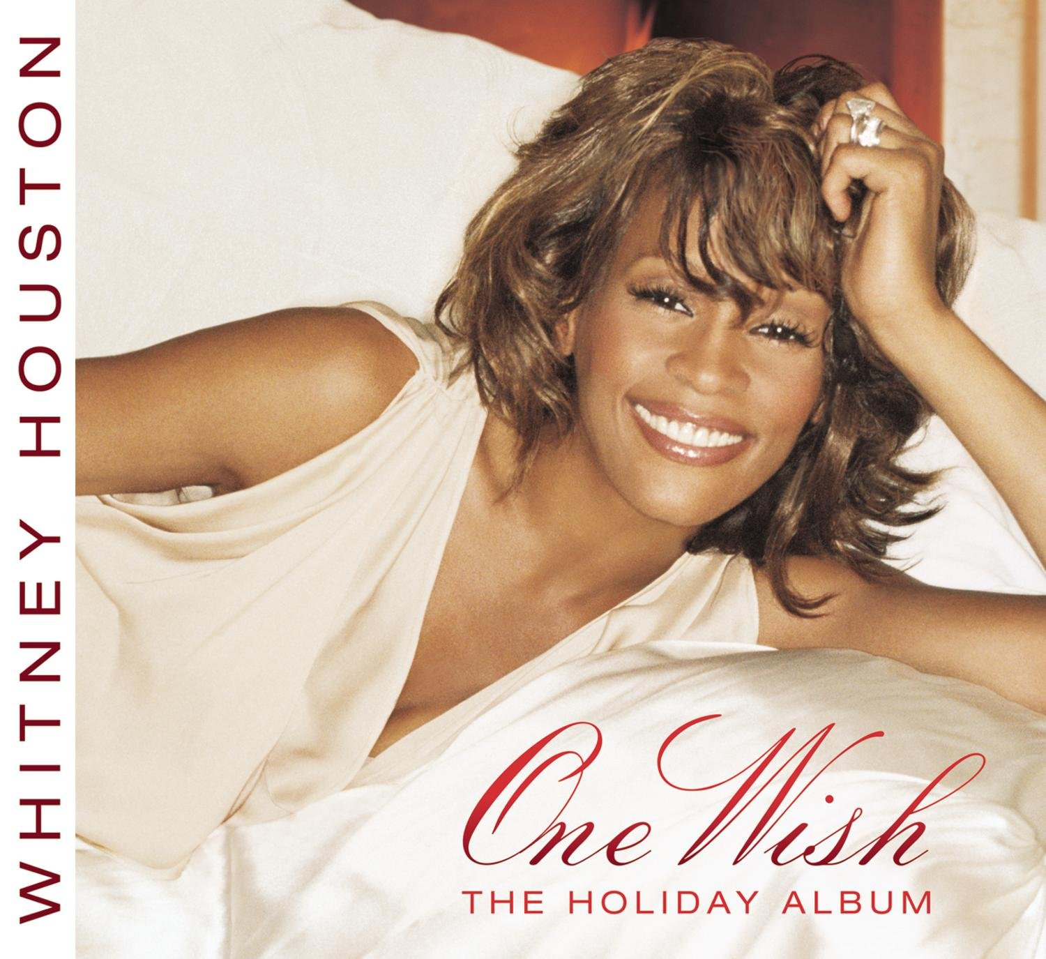 Whitney Houston - One Wish: The Holiday Album - Amazon.com Music