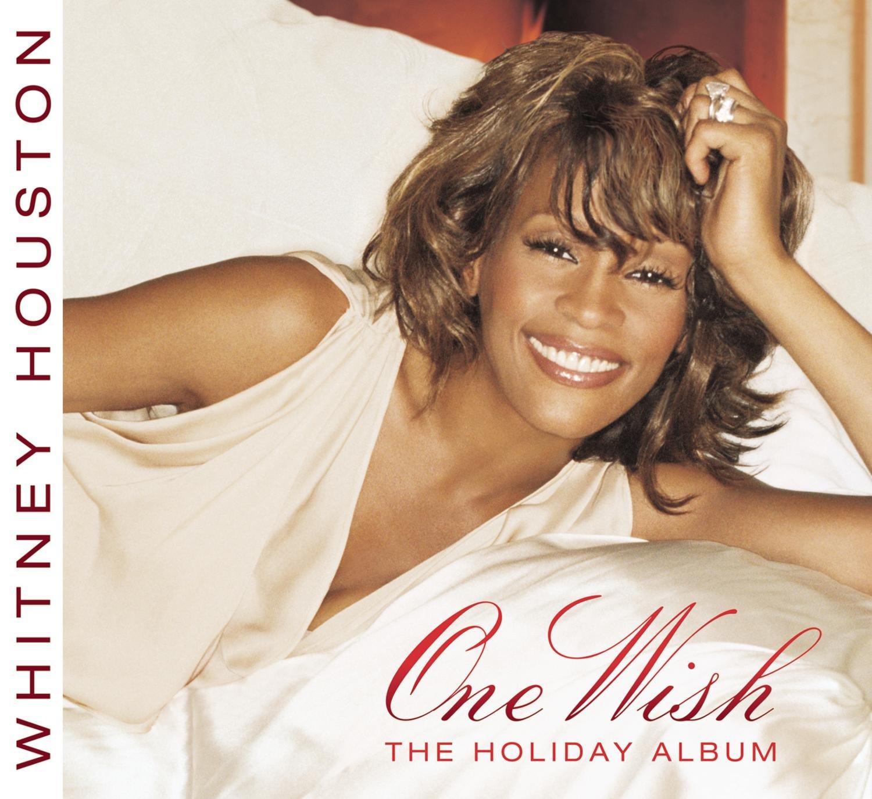 whitney houston one wish the holiday album amazoncom music - Whitney Houston Have Yourself A Merry Little Christmas