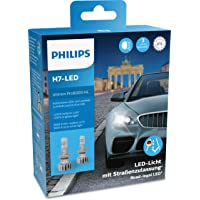 Philips 1361331 Lampy do Świateł Zewnętrznych, Biały, H7