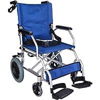 Ultra silla de ruedas plegable de viaje compacto