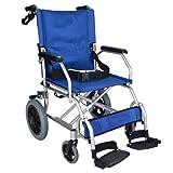 Faltbare Leichtgewicht Rollstuhl mit Bremsen EC1863