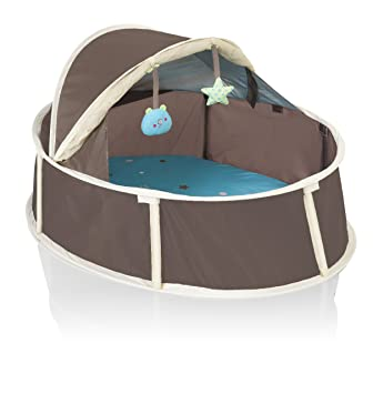 Babymoov Little Babyni UV Tent / Playpen (Blue/ Taupe)  sc 1 st  Amazon UK & Babymoov Little Babyni UV Tent / Playpen (Blue/ Taupe): Amazon.co ...
