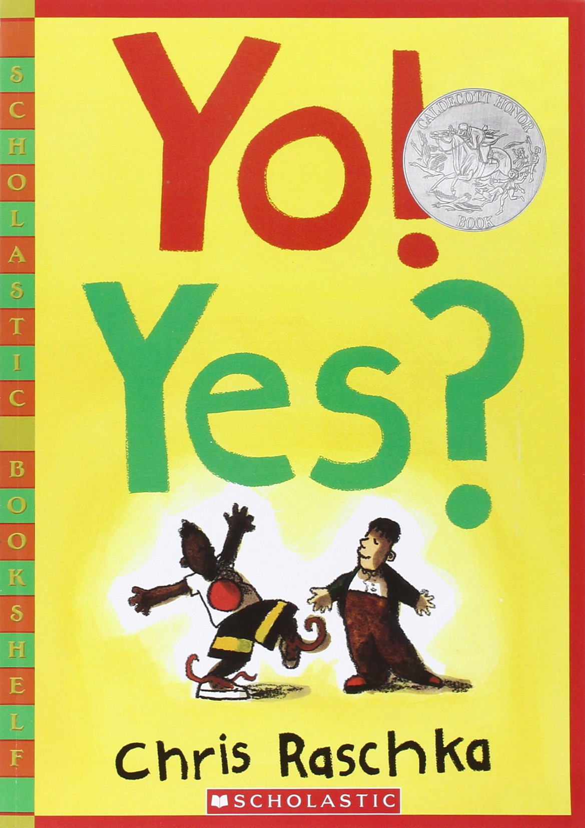 Yo! Yes? (Scholastic Bookshelf) pdf epub