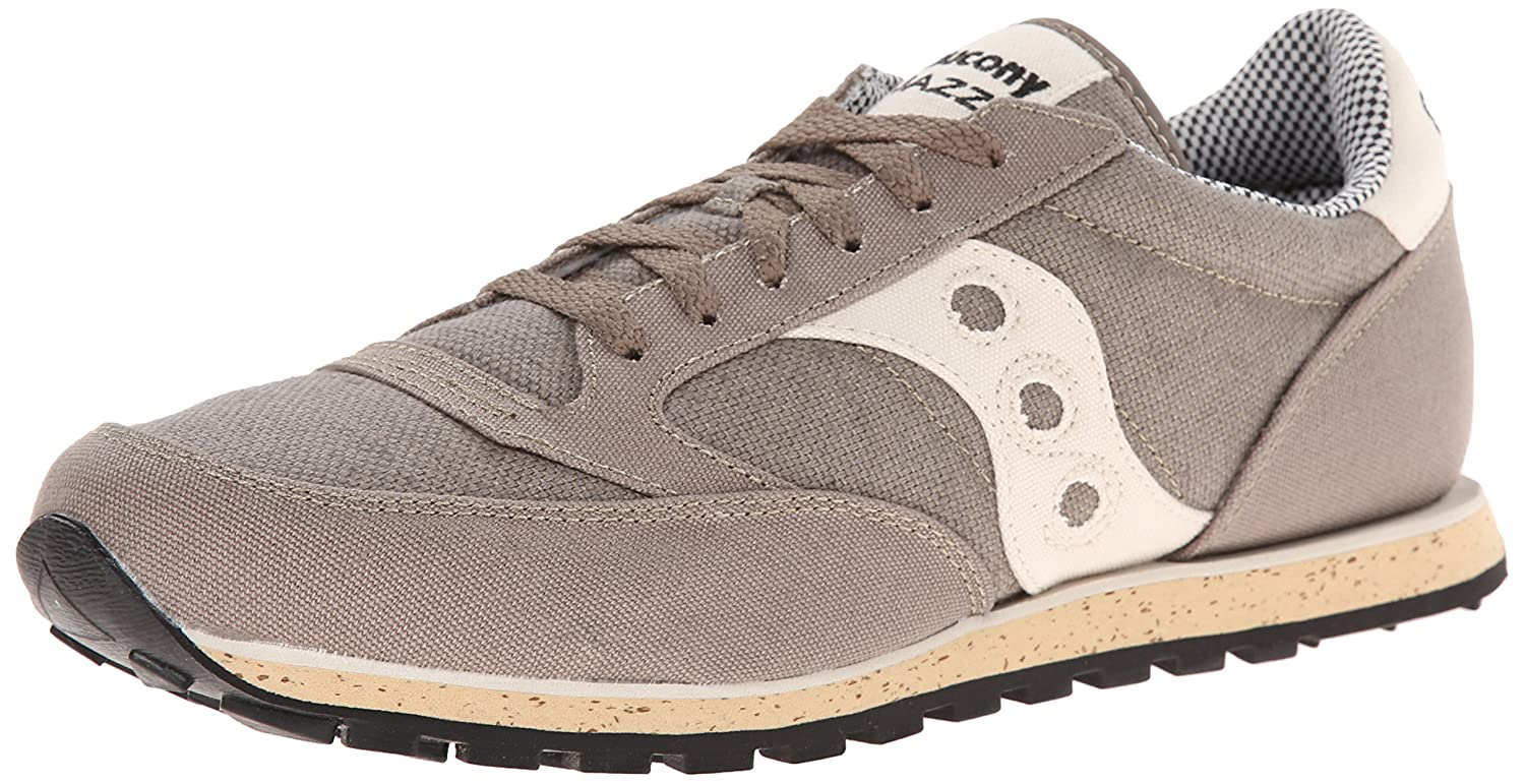 Saucony Originals Men's Jazz Low Pro Vegan Sneaker JAZZ LOWPRO VEGAN-M
