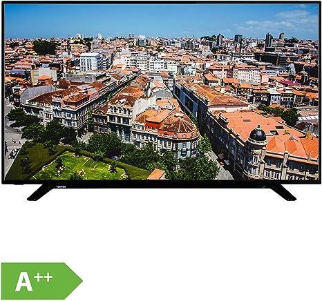 Toshiba 58U2963Dg - Smart TV, Led, 4K HDR, Color Negro, 139,7 Cm (58): Amazon.es: Electrónica