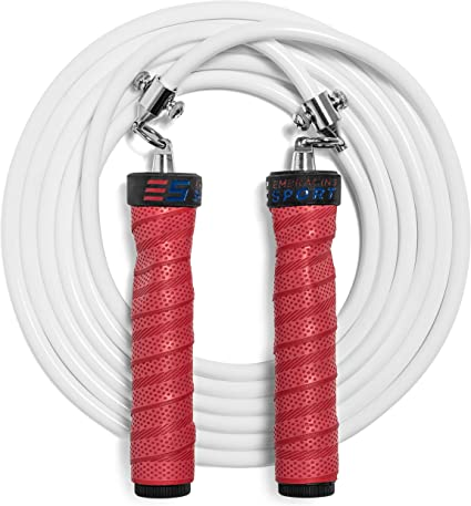 Tonyko Heavy Jump Rope Weighted Jump Rope 1in×10ft