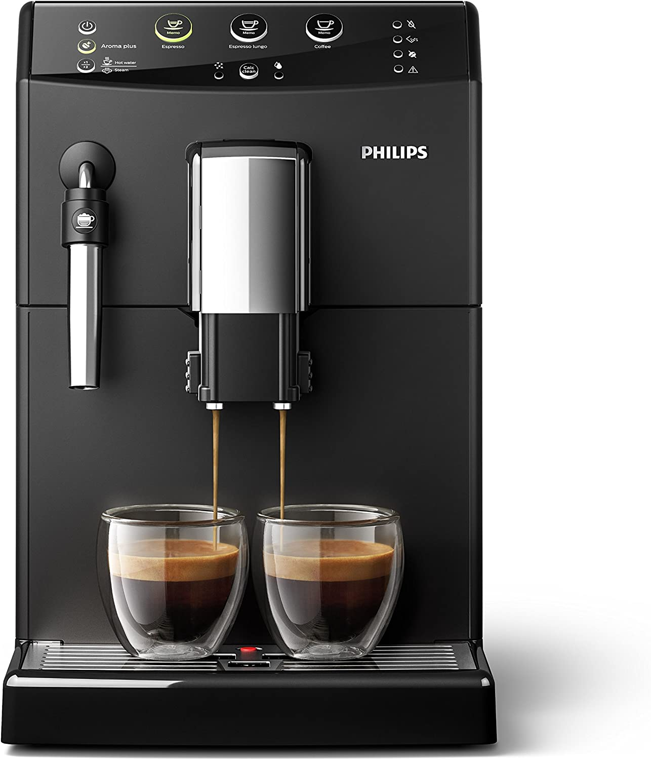 Philips 3000 series - Cafetera (Independiente, Máquina espresso, 1 ...