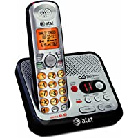 AT&T EL52100 DECT 6.0 Cordless Phone with Digital Answering System and Caller ID,… photo