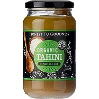 Honest to Goodness, Organic Tahini Unhulled, 375g