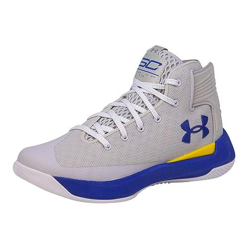 pretty nice 3f1d1 e9d1b Under Armour Kids Mens UA PS Curry 3ZERO Basketball (Little Kid)