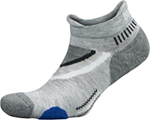 Balega UltraGlide Friction-Free No-Show Running Socks for Men and Women (1 Pair)
