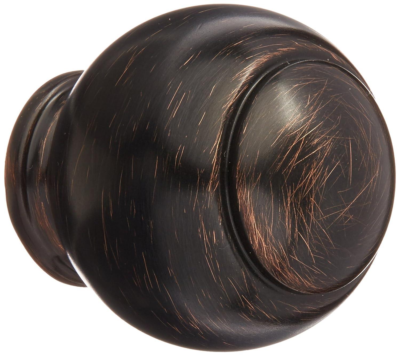 Oil Rubbed Bronze Kohler K-11762-2BZ Lyntier 1-3//8-inch Cabinet Knob