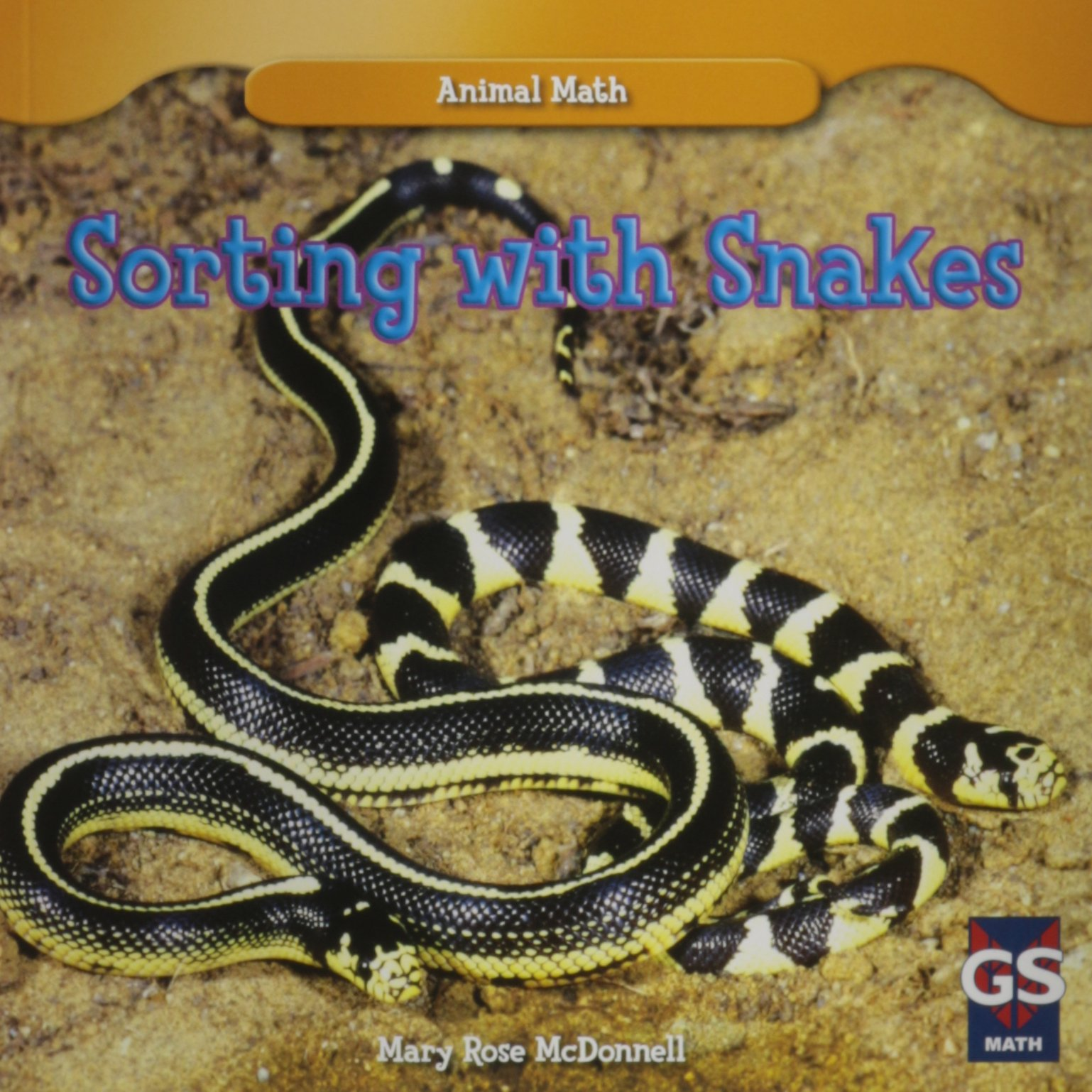 Download Sorting With Snakes (Animal Math) ebook