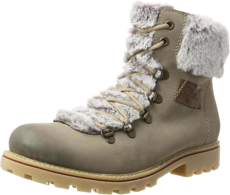 Rieker Damen Z1444 Stiefel: Rieker: : Schuhe IZDN9