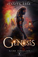 Genesis (Djinn Rebellion Book 5) Kindle Edition